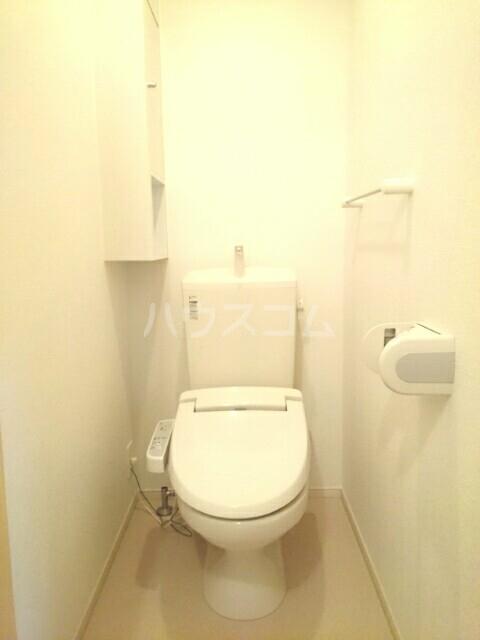 メゾン・メール 02010号室のトイレ