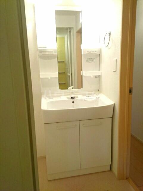 メゾン・メール 02010号室の洗面所