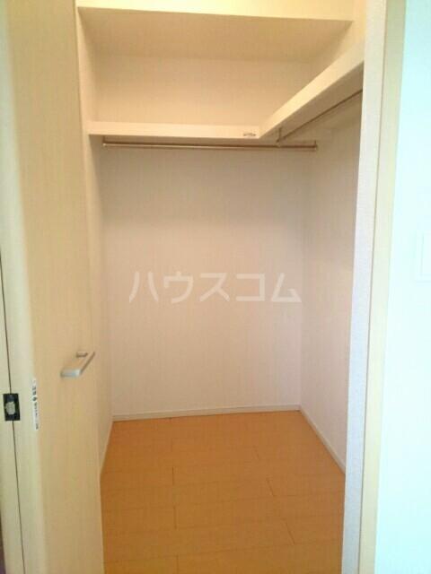 メゾン・メール 02010号室の収納