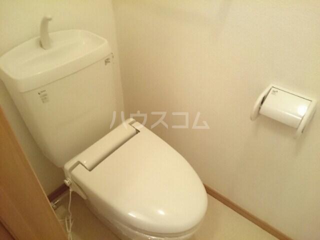 セイバリーⅡ 01020号室のトイレ