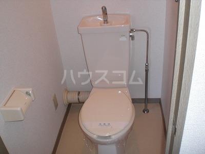 ロイヤルヒルズ 03040号室のトイレ
