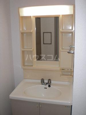 ロイヤルヒルズ 03040号室の洗面所