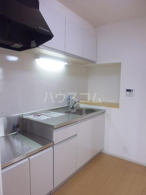 マーサT・Ⅳ 02020号室のキッチン