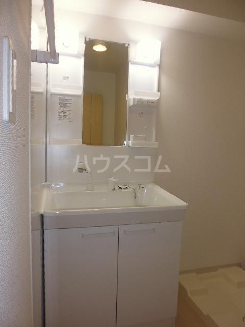 マーサT・Ⅳ 02020号室の洗面所