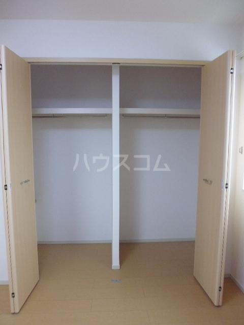 マーサT・Ⅳ 02020号室の収納
