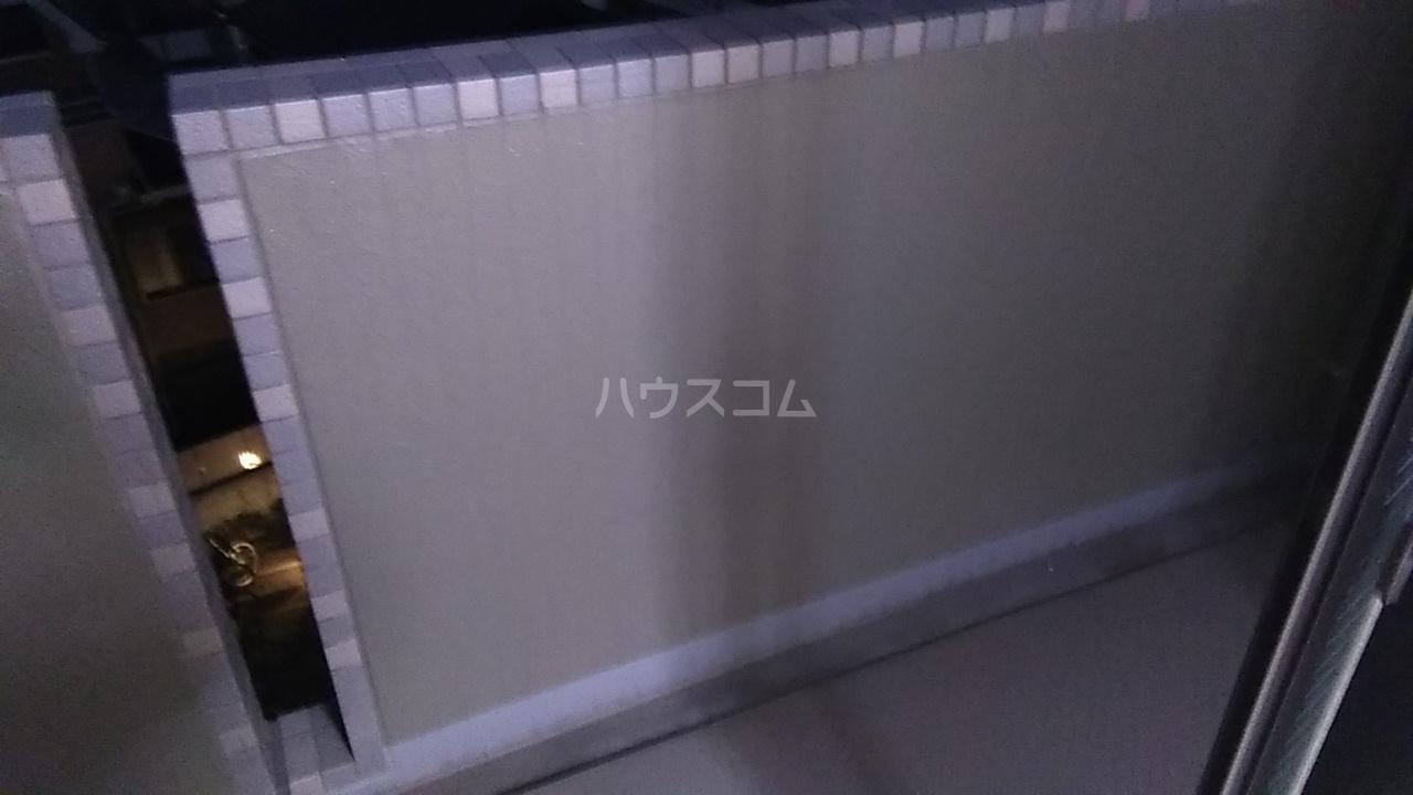 ルーブル西蒲田参番館 506号室のバルコニー