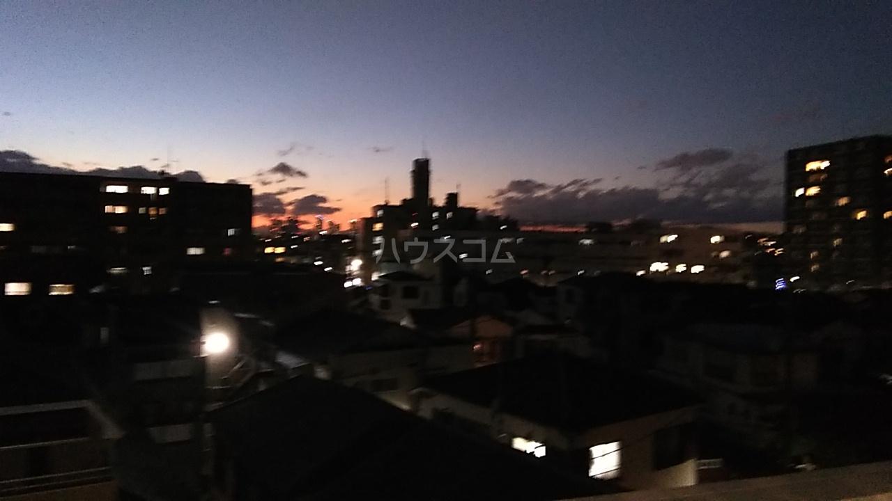 ルーブル西蒲田参番館 506号室の景色