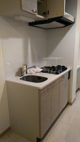 ルーブル西蒲田参番館 506号室のキッチン