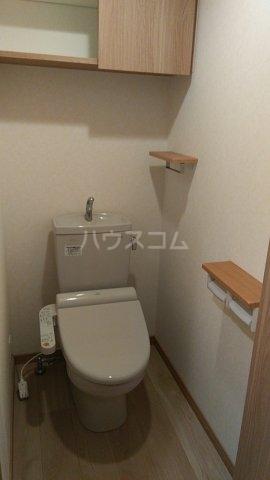 ルーブル西蒲田参番館 506号室のトイレ