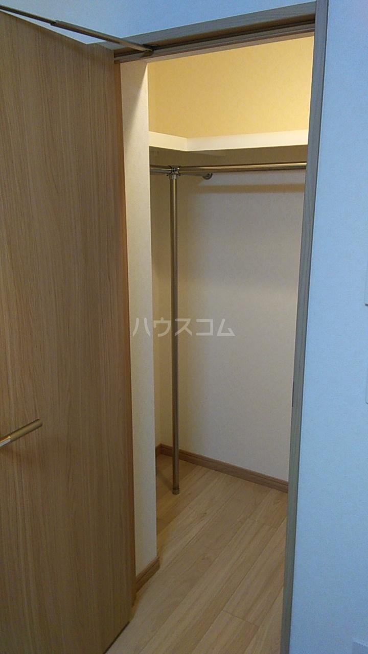 ルーブル西蒲田参番館 506号室の収納