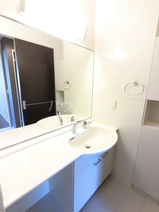 コレクトガーデン 101号室の洗面所