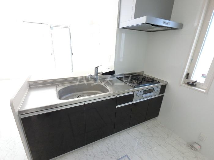 コレクトガーデン 101号室のキッチン
