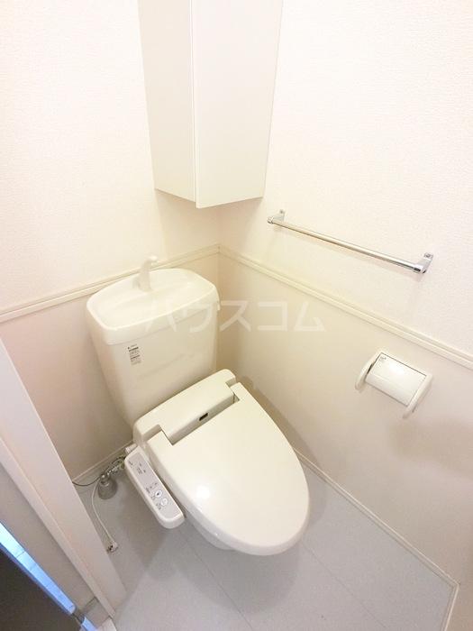 コレクトガーデン 101号室のトイレ