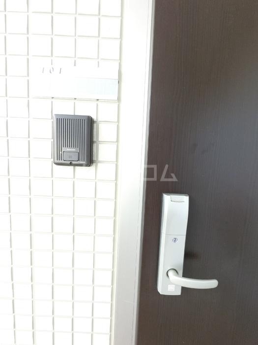 コレクトガーデン 101号室の玄関