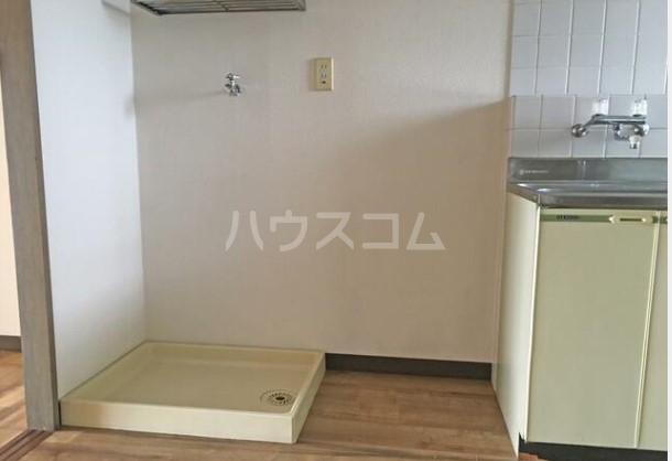 アンデスハイツ 303号室の洗面所