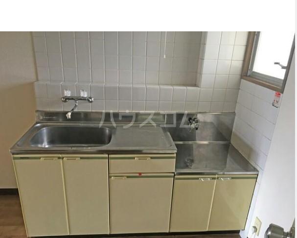 アンデスハイツ 303号室のキッチン
