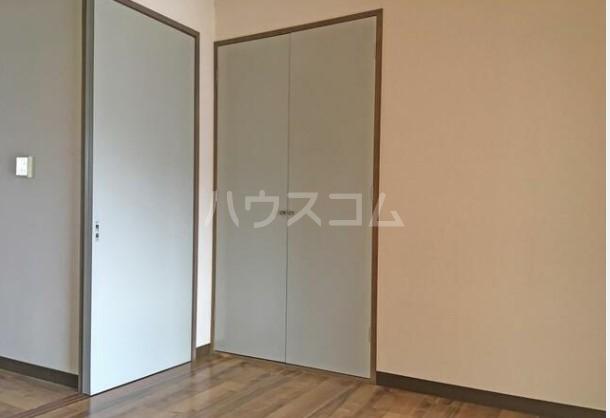 アンデスハイツ 303号室の収納