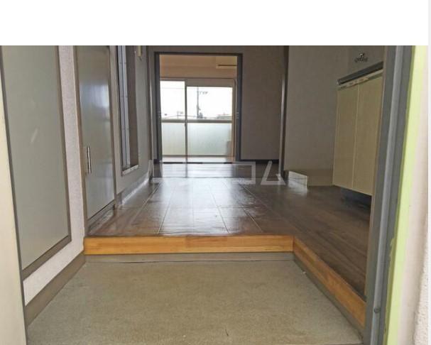 アンデスハイツ 303号室の玄関