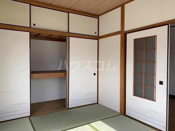 クリフ若木Ⅱ 201号室の居室