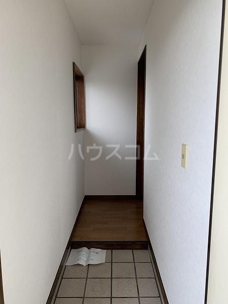 クリフ若木Ⅱ 201号室の玄関