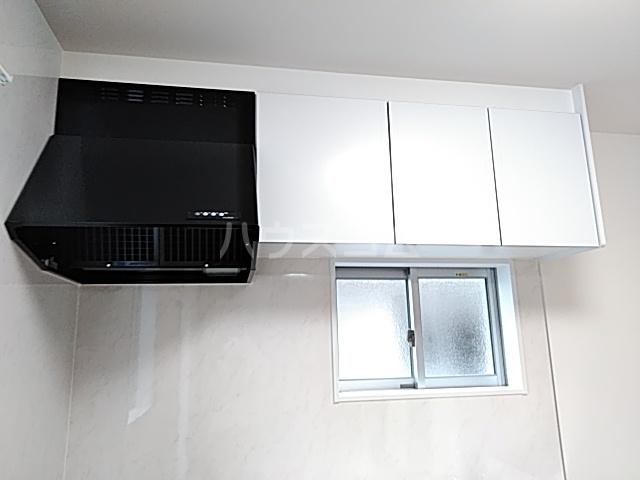 Cielo D号室のキッチン