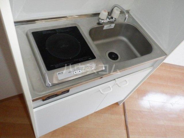 五反田ダイヤモンドマンション 916号室のキッチン
