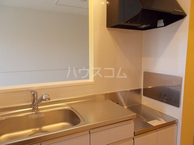 グレイスセレノ 02030号室のキッチン