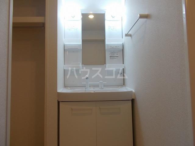 グレイスセレノ 02030号室の洗面所