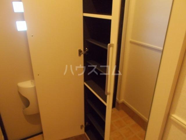 グレイスセレノ 02030号室の玄関
