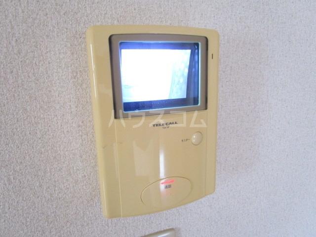 ラフレシールA 02010号室のセキュリティ
