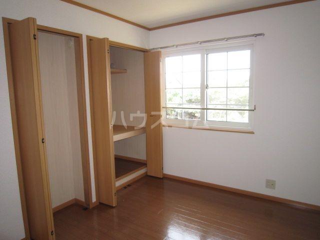 ラフレシールA 02010号室の収納