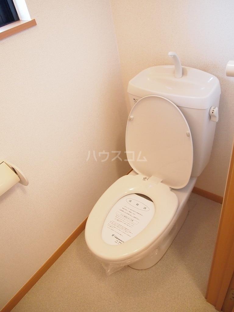 メゾン・ファミーユ 02020号室の洗面所