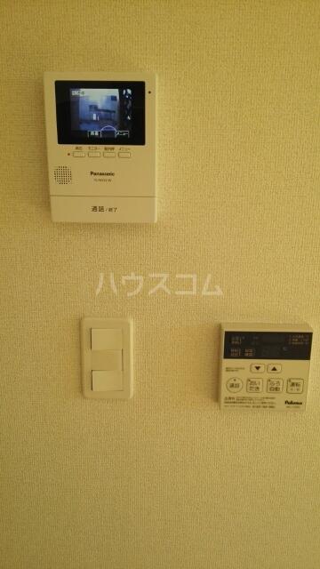 ラフレシール I&K 02010号室のセキュリティ