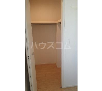 ラフレシール I&K 02010号室の収納