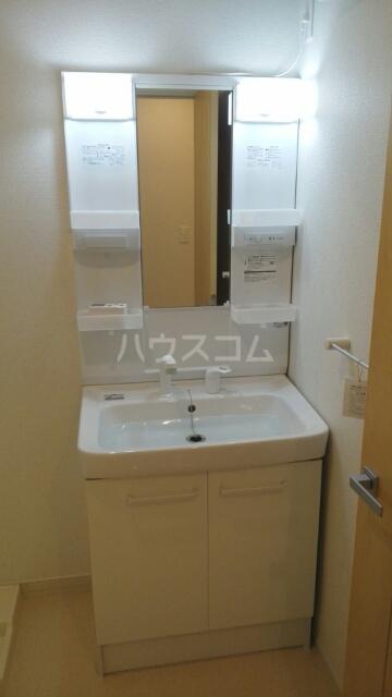 ラフレシール I&K 02010号室の洗面所