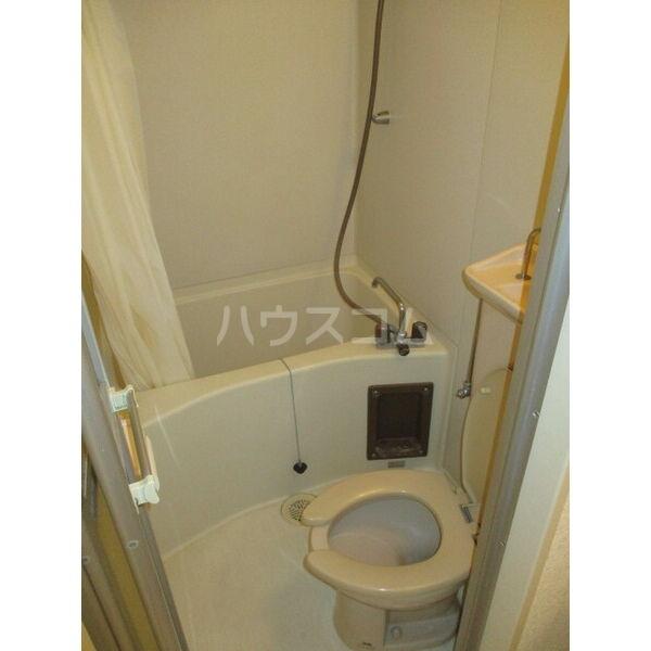 シティガーデン南天神 403号室のトイレ