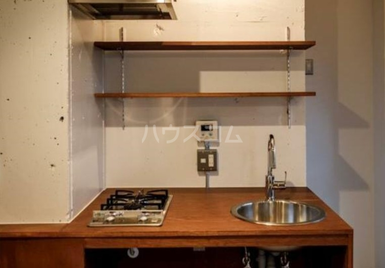 ハイネス第2巣鴨 101号室のキッチン