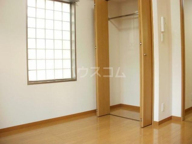 メゾンクラッソ 203号室のベッドルーム