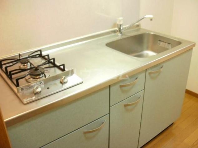 メゾンクラッソ 203号室のキッチン