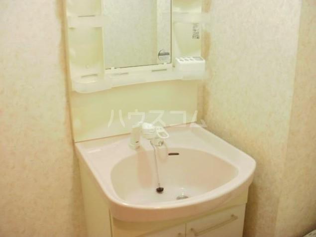 メゾンクラッソ 203号室の洗面所