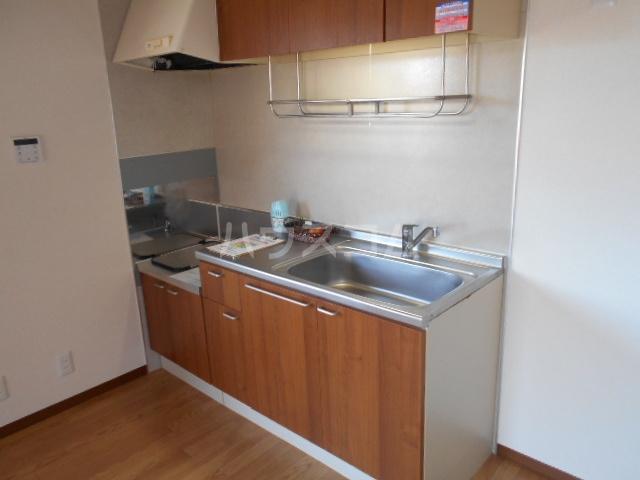 シティパル 201号室のキッチン