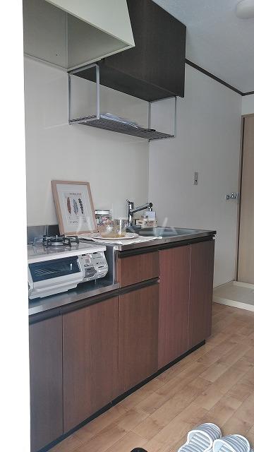COTE D'OR 203号室のキッチン