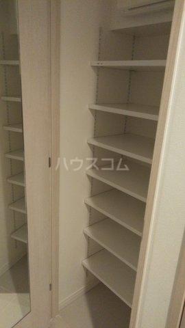 グランエール駒込 311号室の収納