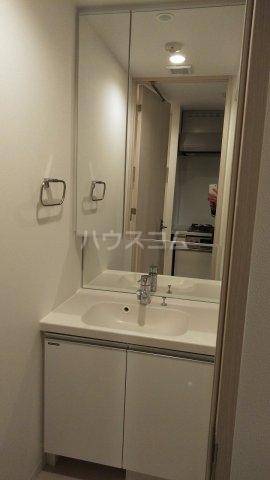 グランエール駒込 311号室の洗面所