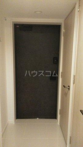 グランエール駒込 311号室の玄関
