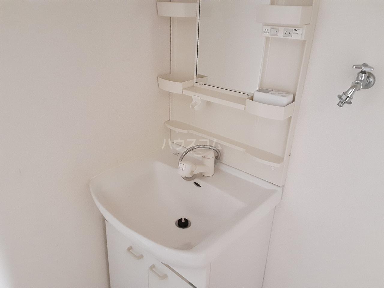 エメロード 102号室のトイレ