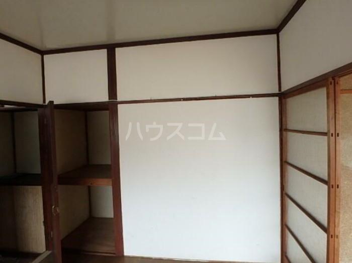 佐々木アパート 201号室の収納