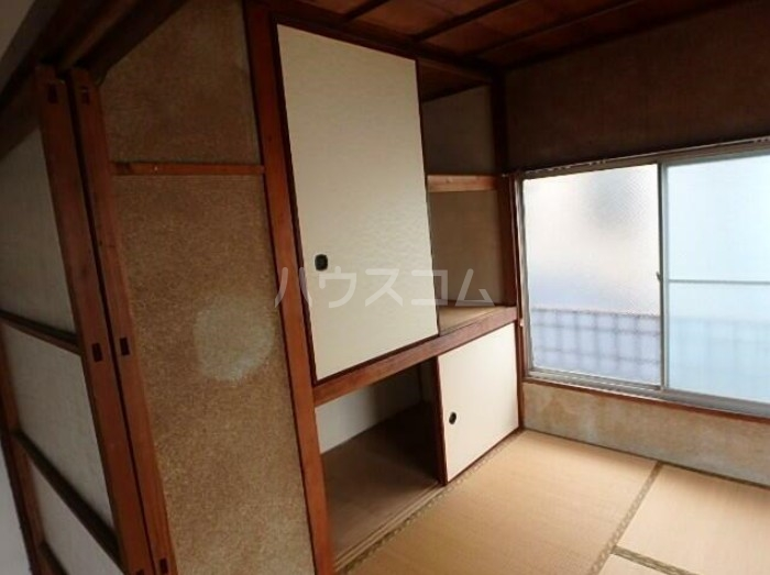 佐々木アパート 201号室の景色