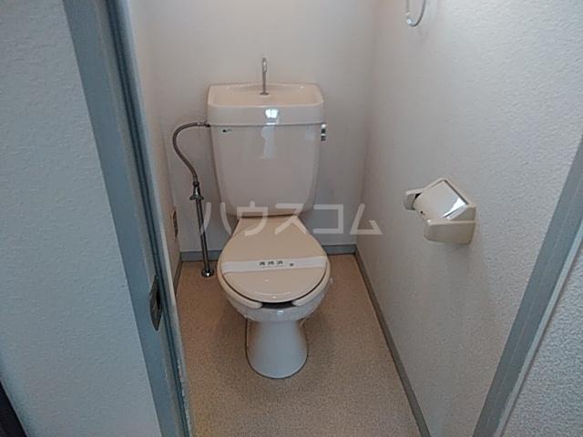 アーバンライフ横落 B 201号室のトイレ
