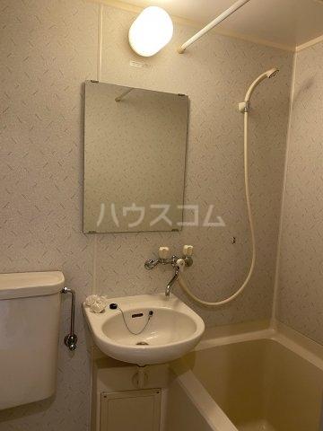 ダイアパレスステーションプラザお花茶屋 511号室の洗面所
